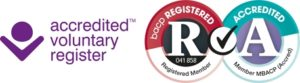 BACP Registered Accredited